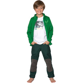 Elkline Rübe Fleece Jacket Kinder ferngreen